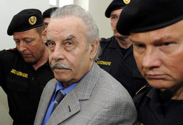 Josef Fritzl claims to feel love for the daughter he imprisoned for 24 years and raped more than 3,000 times