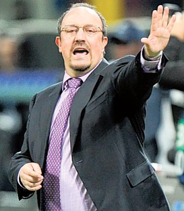 Rafa Benitez seems to be unable to make players feel appreciated