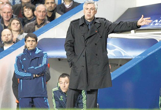 Carlo Ancelotti won the Double in his first season with Chelsea