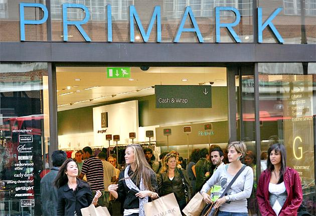 Primark's total sales rose by 18 per cent to £2.73bn, with further growth in the UK and spectacular success in Spain