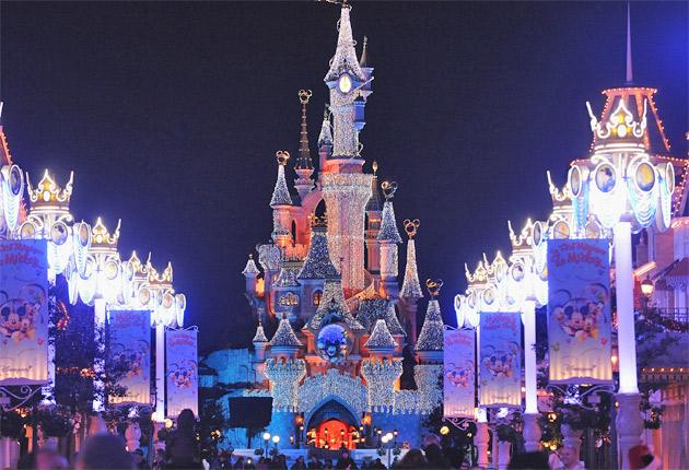 Disneyland Paris visitor numbers are down 0.4 million from last year