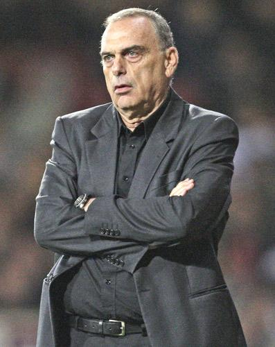 Avram Grant was upset at the first-half penalty awarded to West Brom