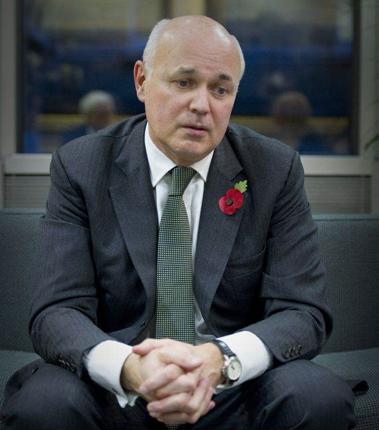 Iain Duncan Smith: 'Parents should keep in touch with the jobs market'