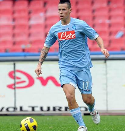 Hamsik is a reported target for a number of clubs across Europe, with Manchester United the latest outfit to be linked