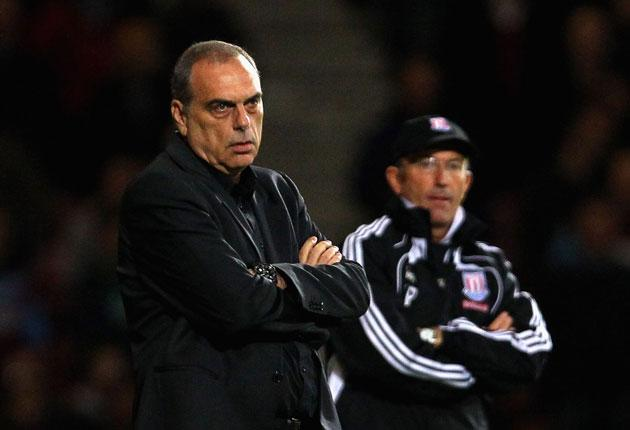 Avram Grant is telling West Ham fans to ignore the league table