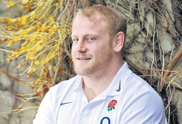 Dan Cole has been likened to Phil Vickery