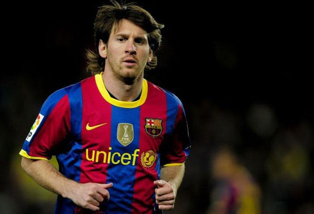 Lionel Messi's double helped Barcelona beat Villareal at the Nou Camp