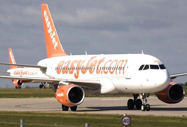 EasyJet's passenger numbers rose to 48.8 million