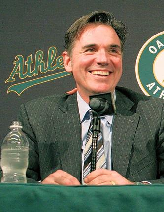 Billy Beane enjoyed great success at the Oakland A's by utilising his metrics system to evaluate players