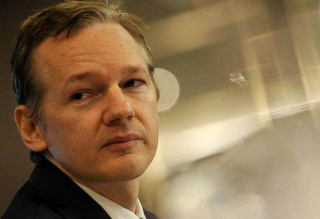 Mr Assange is an unconventional figure, a man who lives in the shadows and enjoys doing so