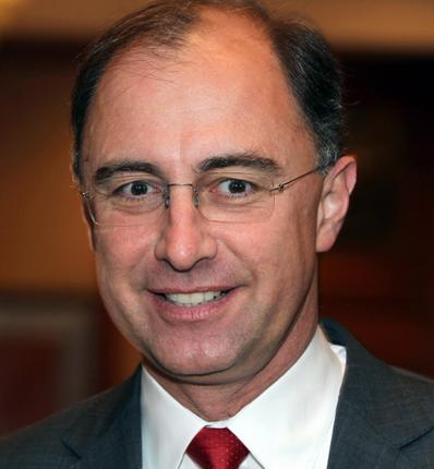 Xavier Rolet, CEO of the London Stock Exchange, is looking to expand