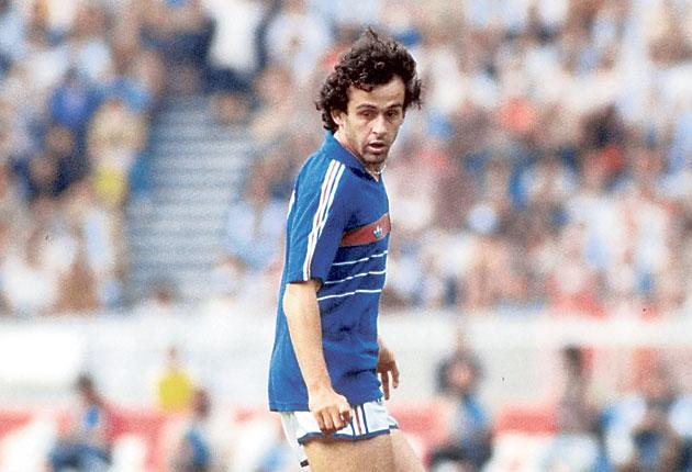 Platini was the captain and heartbeat of the gifted France team that won the European Championship on home soil in 1984