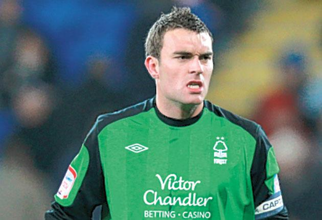 Lee Camp should be considered for England, according to Nottingham Forest manager Billy Davies
