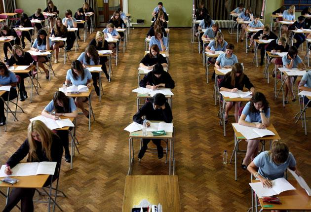 Renewed emphasis will be placed on how pupils perform on the day