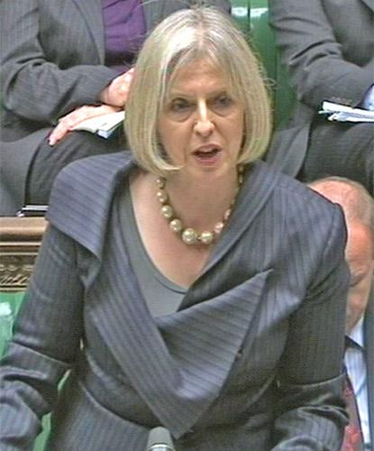 The Home Secretary has announced plans to bar foreign students from studying at below degree level