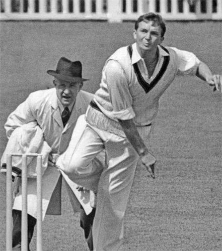 Richie Benaud captained Australia in 1960 when the series with the West Indies revived Test cricket
