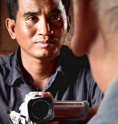 Seeking the truth: Journalist Thet Sambath interviews Nuon Chea in Enemies of the People