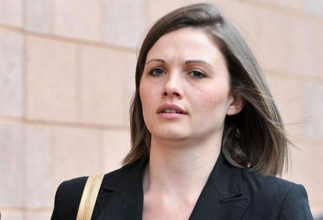 Sarah Pirie, 27, a ballet teacher and choreographer, is charged with sexual activity with the youngster over three months.