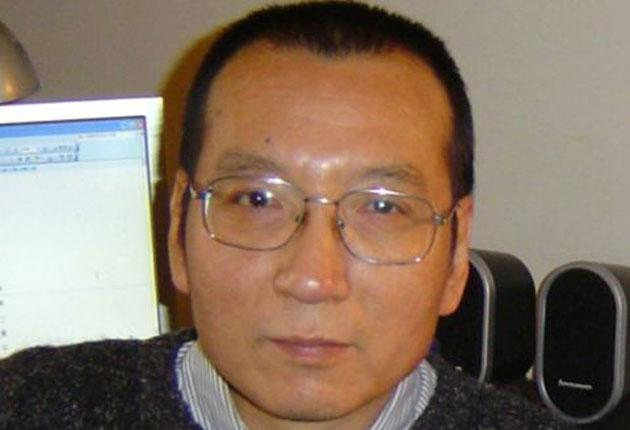 Imprisoned Liu Xiaobo will not be at the Nobel ceremony to collect his award