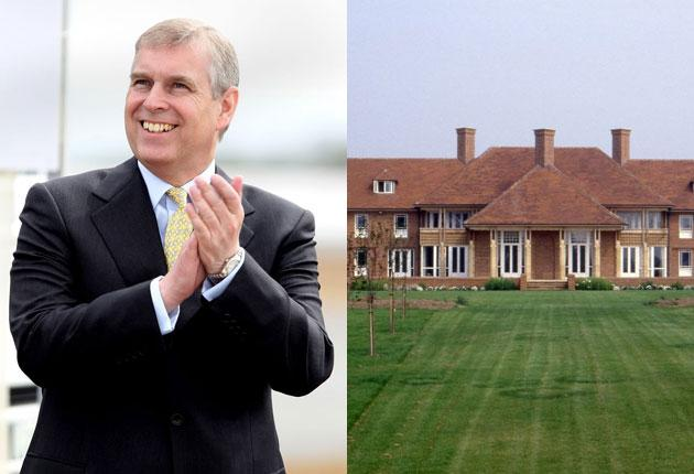 Prince Andrew sold his mansion in Surrey to Timur Kulibayev, the son-in-law of the Kazakh President