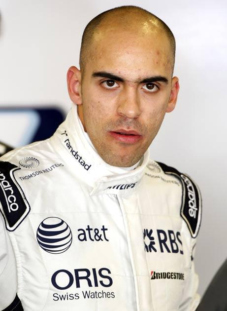 Pastor Maldonado was this year's GP2 winner