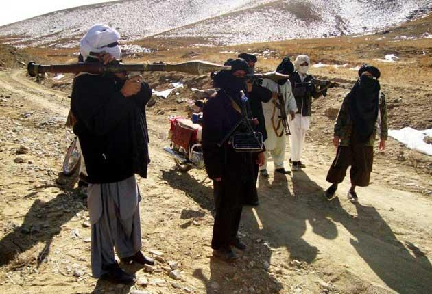 One expert said captured Taliban fighters were 'confident of being sprung'