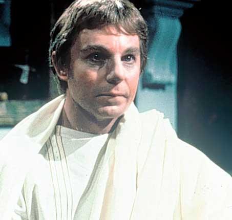 Hail Caesar: Derek Jacobi in 'I, Claudius'