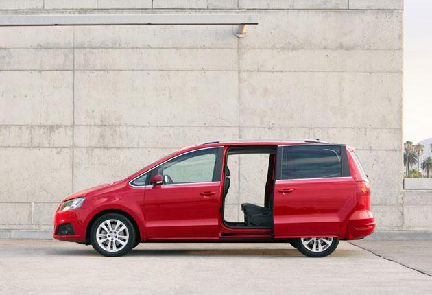 Overall, the Alhambra is easily good enough to mix it with Ford's S-Max and Galaxy