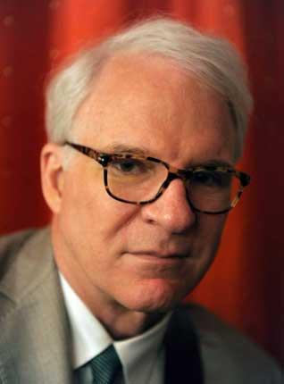 <b>It's a joke</b> <p>Steve Martin, the actor and author, is not used to being called a flop, but how else do you describe the fallout from his appearance this week at the 92nd Street Y in Manhattan for a sell-out, hour-long conversation with Deborah Solo