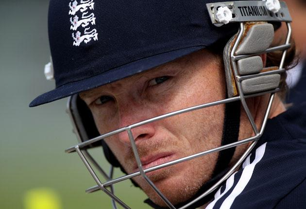 Ian Bell says of the Ashes series: 'You have to lose that emotion and stay logical in terms of what you're doing and how you're looking to play'