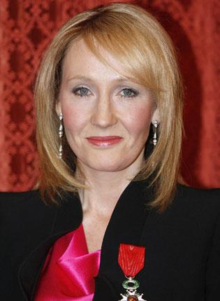 JK Rowling, an alumnus of the language assistant programme