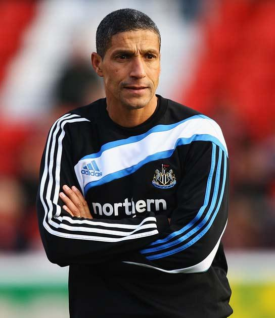Hughton led Newcastle to promotion from The Championship and oversaw a better than expected start to their Premier League campaign