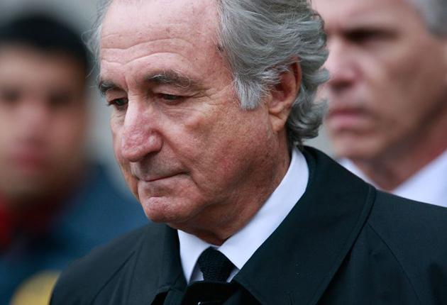 Madoff's scheme required a constant supply of new investors to enable him to pay off others