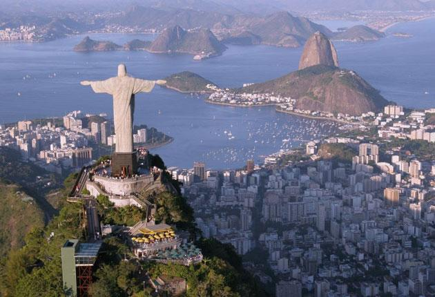 City in crisis? A view of Rio