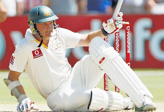 Doug Bollinger feels the pressure as Australia slump to defeat in Adelaide