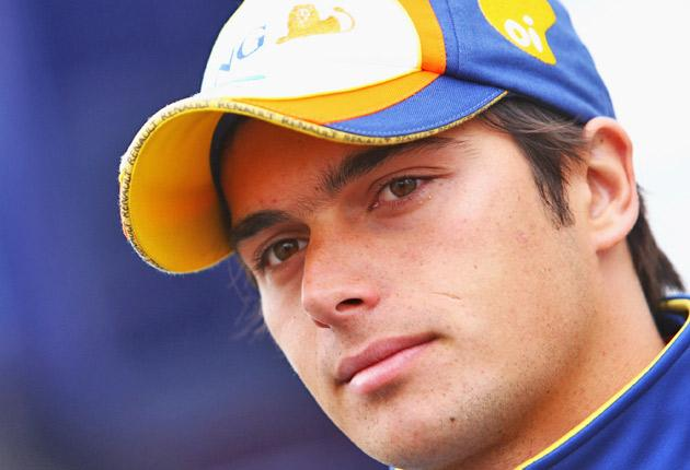 Renault had accused Nelson Piquet Jnr and his father of lying as part of a blackmail attempt