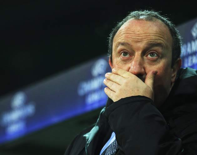 Benitez has lost seven games this season, the same as Mourinho all of last season