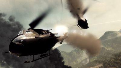 Screenshot from 'Battlefield: Bad Company 2: Vietnam'