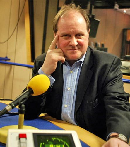 Dread letter day: Jim Naughtie