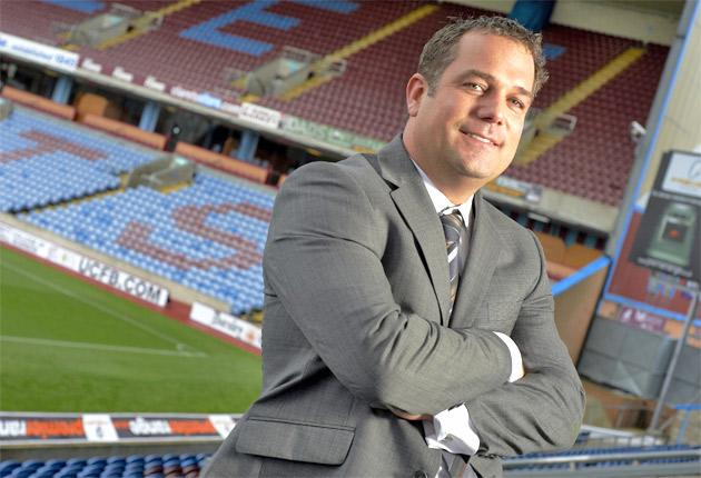 Pass master: Philip Wilson, chief executive of University College of Football Business, says the course will give transferable skills
