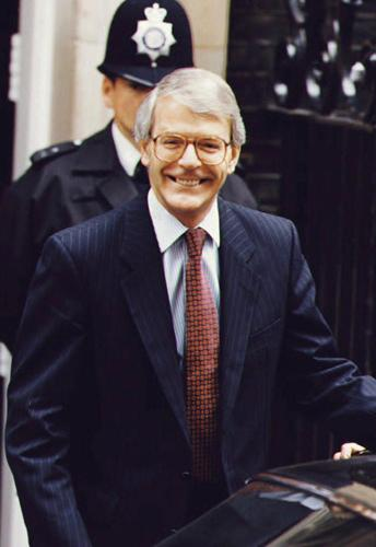 British Prime Minister John Major negotiated an opt out for Britain from the Euro currency in the Maastricht Treaty