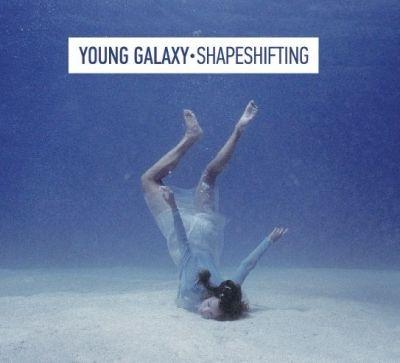 Young Galaxy's latest LP, 'Shapeshifting'