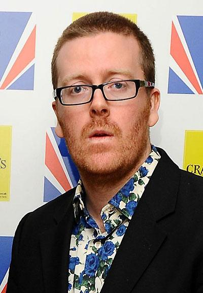 """Frankie Boyle: Katie Price has asked her lawyers to write to Channel 4 after the comedian made a """"vile"""" joke about her disabled son"""