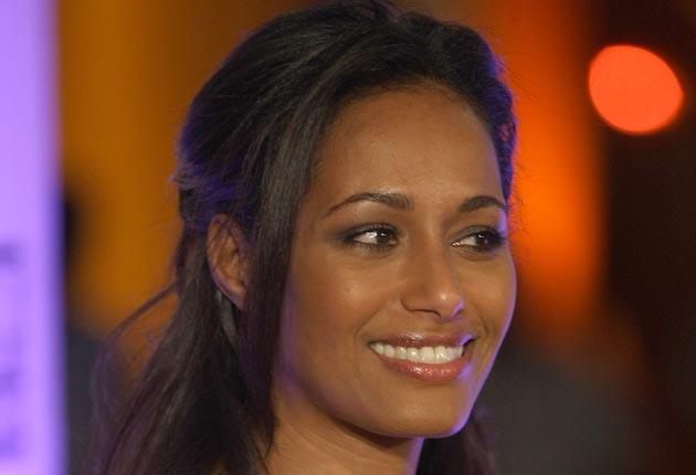 Rula Jebreal is the subject of Julian Schnabel's new film, Miral