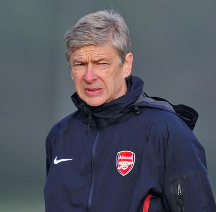 Wenger: 'We have an opportunity to show how good we are - that is what you want in life'