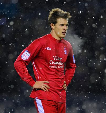 Ramsey came on as a second-half substitute in the defeat at Leicester City