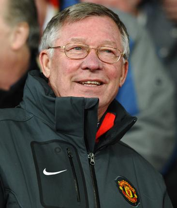 'Sunday is a massive game,' said Ferguson. 'That will go a long way to establishing what happens at the top of the league'