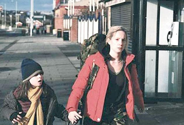 Judging from 'In Our Name', in which Joanne Froggatt (right) plays Suzy, a young soldier back home after a tour of duty in Basra, Britain is storing up a lot of trouble for itself