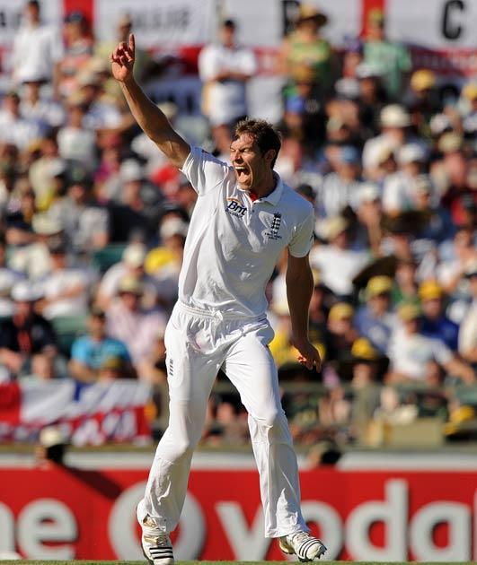 Tremlett took three wickets