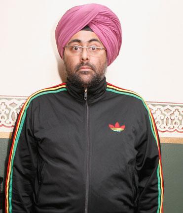 Trinity: Hardeep Singh Kohli kicked-off Radio 2's religion three-parter in Cardiff